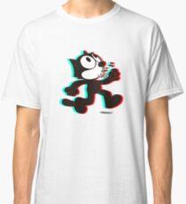 Felix the cat 3D Classic T-Shirt