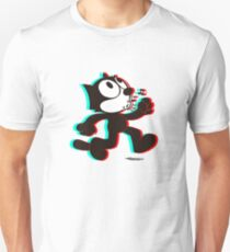 Felix the cat 3D T-Shirt