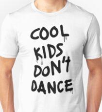 ZAYN Cool Kids Don't Dance T-Shirt and Merch T-Shirt