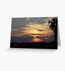 Vacant Sky Greeting Card