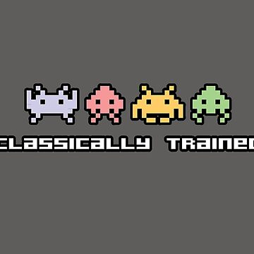 Video Games - Classically Trained by ironsloth