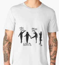 Arrested Development Bluth Family Chicken Dance Men's Premium T-Shirt