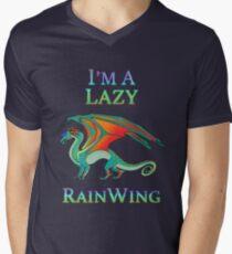 I'm a Lazy RainWing Men's V-Neck T-Shirt