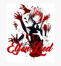 Elfen Lied  Photographic Print