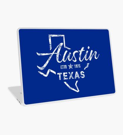 Austin Texas Laptop Skin
