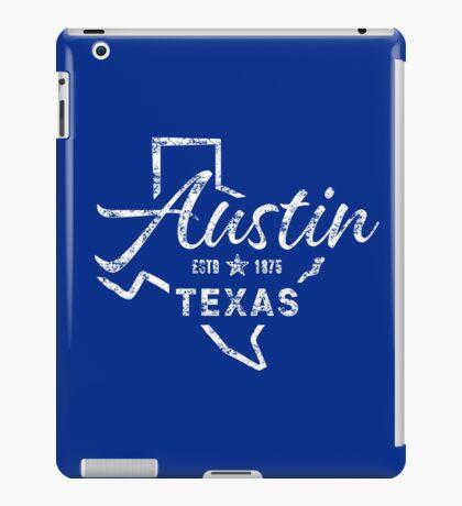 Austin Texas iPad Case/Skin