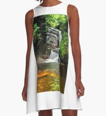 Maracas waterfall A-Line Dress