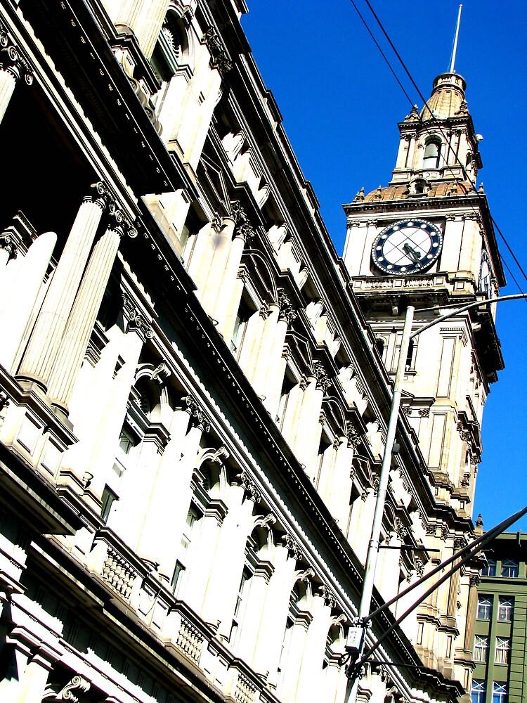 the clock by romeogigli