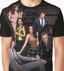 Suits Original Series Graphic T-Shirt
