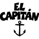El Capitán Anchor by theshirtshops