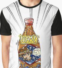 Cowboy Hot Sauce Graphic T-Shirt