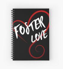 Foster Love Spiral Notebook