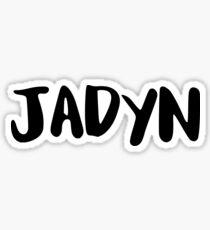 JADYN Sticker