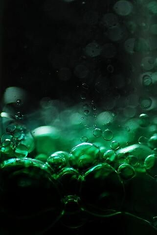 Bubbles IV by lookinforme