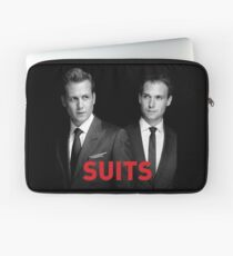 9e8c6198620f6 Suits Harvey and Mike Laptop Sleeve