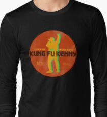 Kung Fu Kenny Long Sleeve T-Shirt