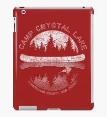 Camp Crystal Lake (Friday the 13th) iPad Case/Skin