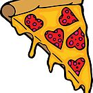Pizza Love by Sean Middleton
