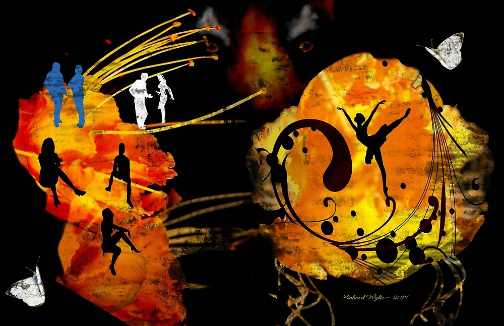 """Joy - """"Dance of Life"""" by Chiwow-Media"""