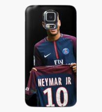 Funda/vinilo para Samsung Galaxy Neymar PSG