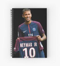 Cuaderno de espiral Neymar PSG