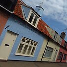 Fisherman's Cottages, Southwold by wiggyofipswich
