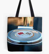 Corvette Gas Cap Tote Bag