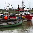 Crofter SH304, Southwold Harbour (2) by wiggyofipswich