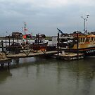 Rustic Charm, Southwold Harbour by wiggyofipswich