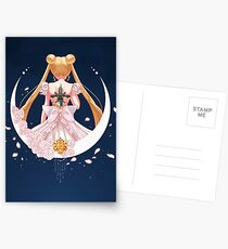 Sword of the Silver Crystal Postcards