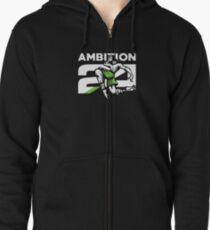 Ambition 24 White Logo T-Shirt
