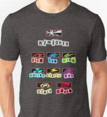 Persona 5 Elements  T-Shirt