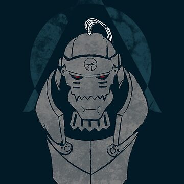 Alphonse Elric Grunge by Guidux