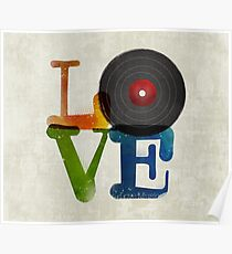 Love is Music, Music is Love Poster