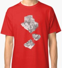 Floating Residential Area Classic T-Shirt