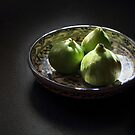 3 Figs. by Paul Pasco
