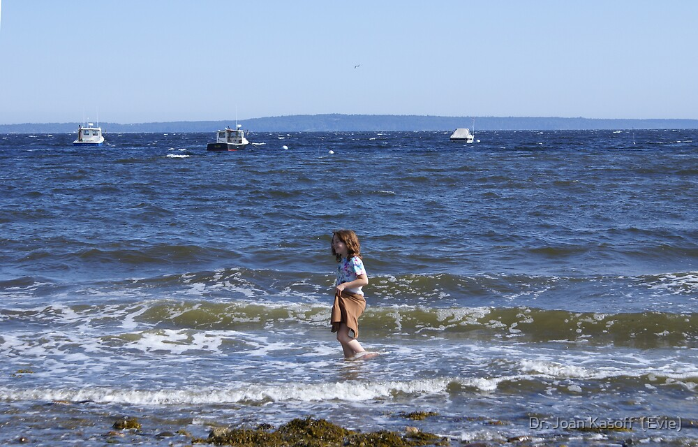Summit Ocean Joy  by Dr. Joan Kasoff  (Evie)