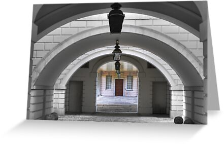 Archways by KarenM
