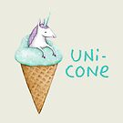 Unicone by Sophie Corrigan