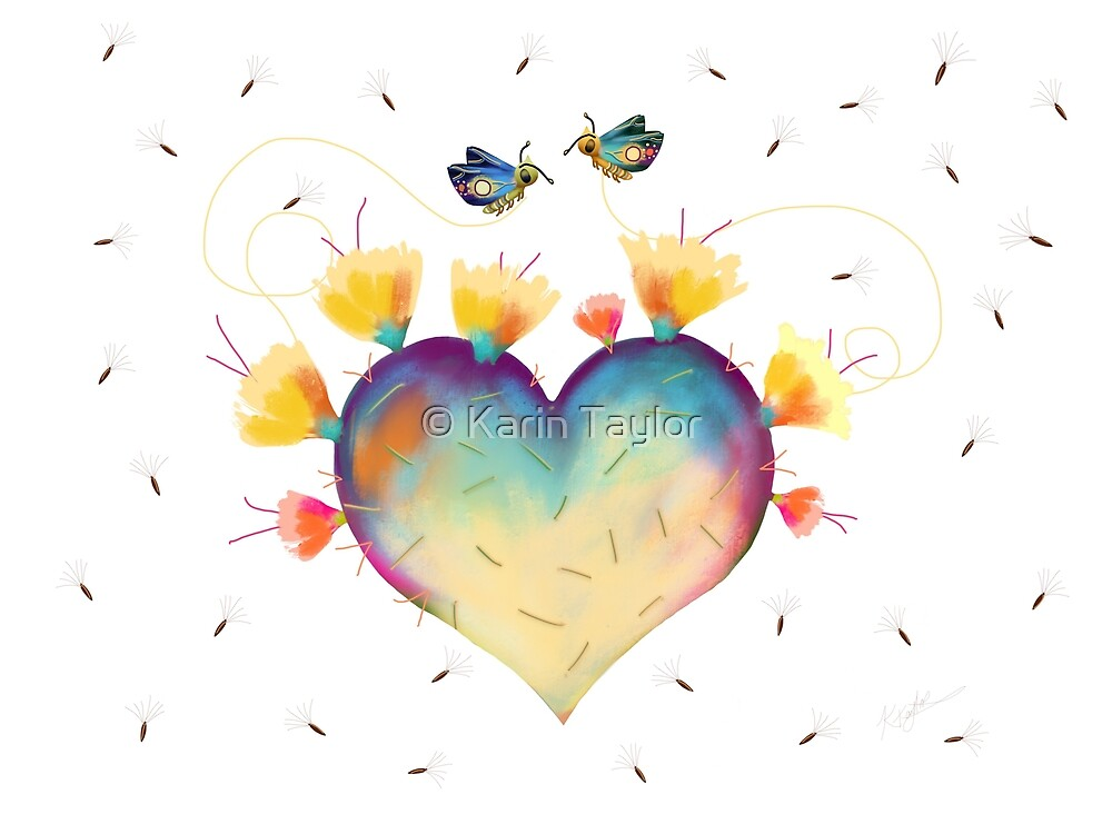 Butterfly Love by Karin Taylor