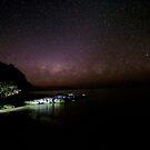Island Night Sky by Katja Fønss