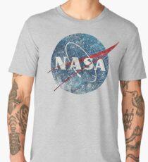 NASA Space Agency Ultra-Vintage Men's Premium T-Shirt
