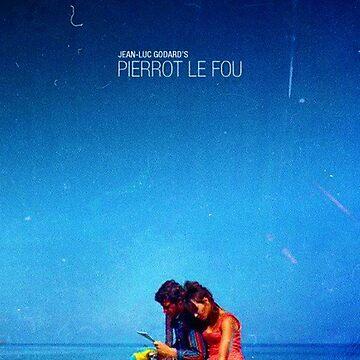 Pierrot le fou by MotherSky