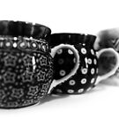Japanese Cups and Bowls by Clare Colins