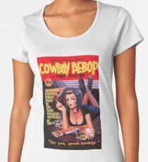 Faye Valentine - Pulp Fiction Women's Premium T-Shirt