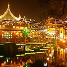 Shanghai Glow by berndt2