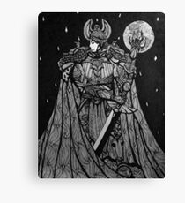God-Emperor of Mankind Canvas Print