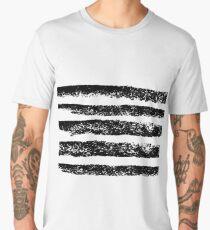 Ink stripes Men's Premium T-Shirt