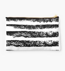 Ink stripes Studio Pouch