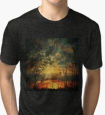Last Light of Day Tri-blend T-Shirt